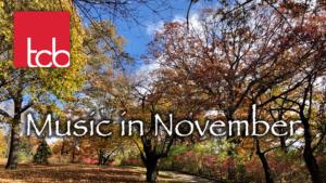 Music in November @ Glenn Gould Studio | Toronto | Ontario | Canada